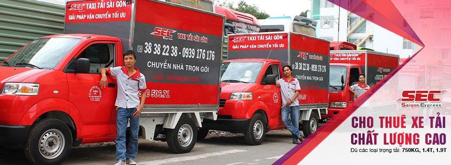tư vấn taxi tải