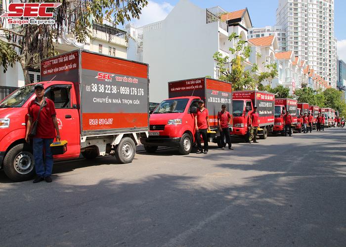 saigon express dịch vụ chất lượng