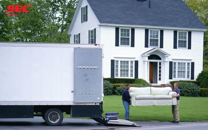 Kích thước thùng xe tải 30 tấn