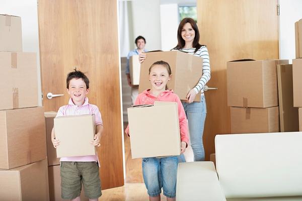 Thùng đồ thiết yếu khi chuyển nhà