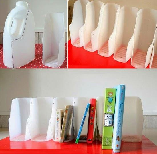 cách tái chế chai nhựa thành đồ dùng