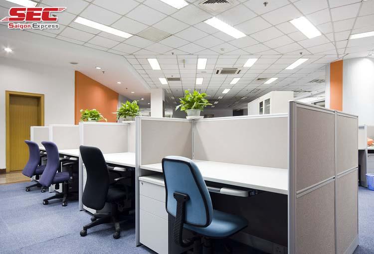 Sắp xếp chỗ ngồi khi chuyển văn phòng công ty