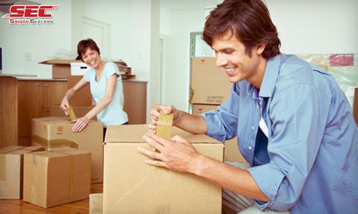 Đóng gói đồ chuyển nhà sớm