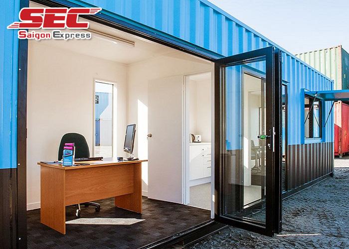 ưu điểm và nhược điểm của container văn phòng