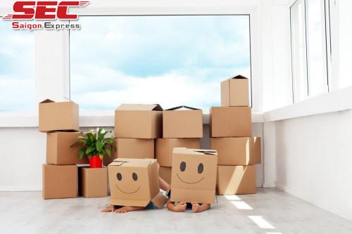 Cách tránh căng thẳng khi chuyển nhà