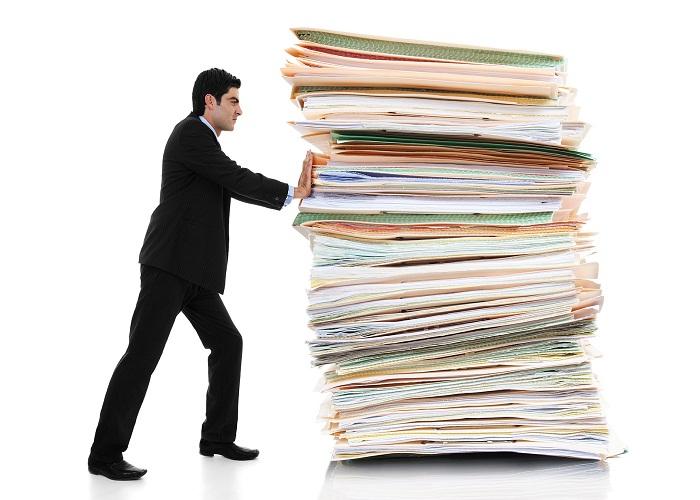 tại sao phải lưu trữ hồ sơ