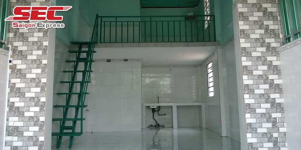 Nhà trọ giá rẻ Sài Gòn