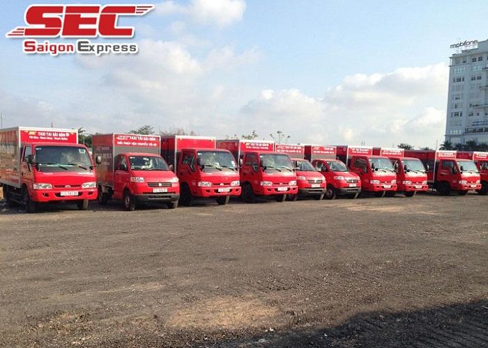 Những loại xe tải chở hàng