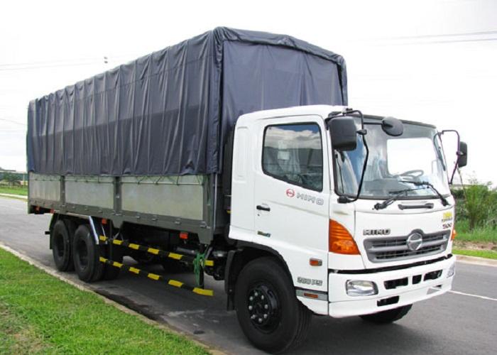 Xe tải hạng trung