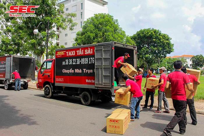 Dịch vụ chuyển nhà Vũng Tàu