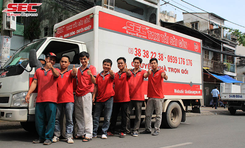 xe tải chuyển nhà trọn gói