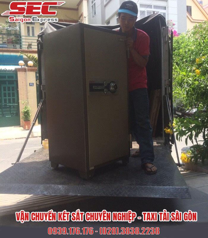 dịch vụ vận chuyển két sắt chuyên nghiệp