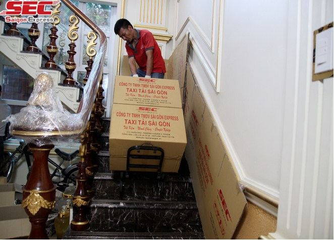 thùng carton chuyển nhà saigon express