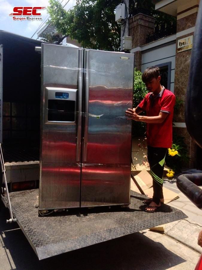 vận chuyển tủ lạnh chuyên nghiệp